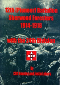 12th Bn Book Cover