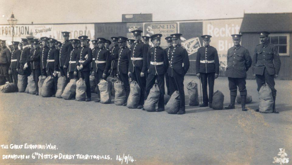 14th September 1914