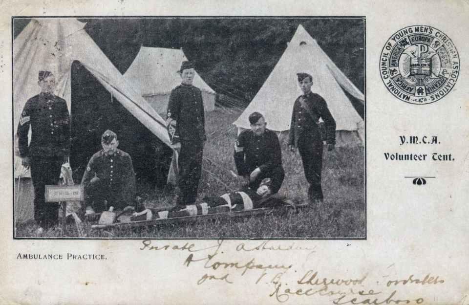 1904 Ambulance