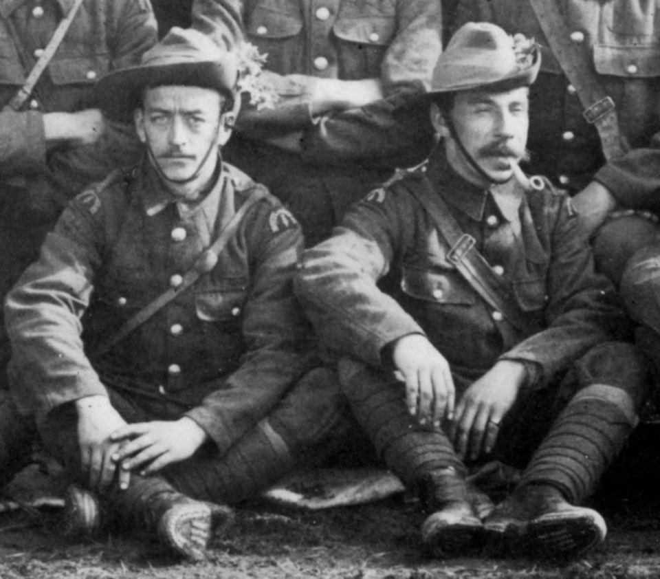 1907 Volunteers