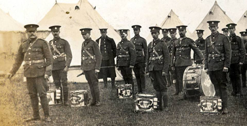 1909 5th Band