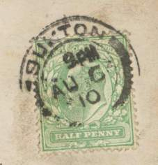 1910 stamp