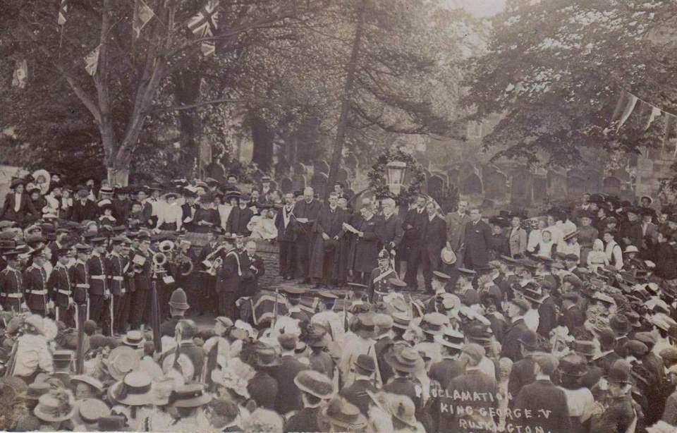 1911 Corranation