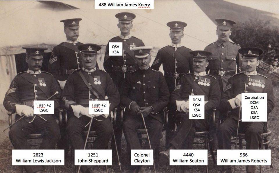 1912 Sergeants