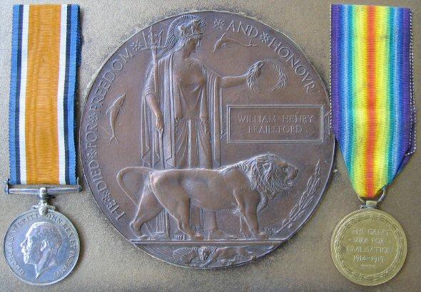 3074 Brailsford medals