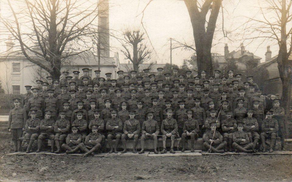 4th lincs Nov 1914