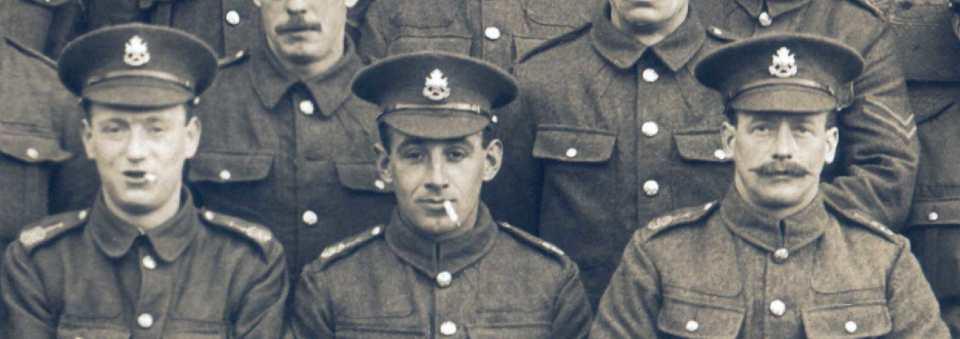 5 tier 1916 Ireland