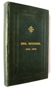 59th Division Book