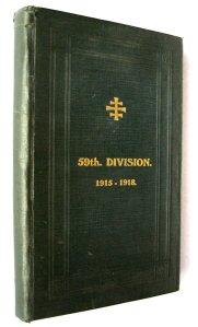59th Division Book