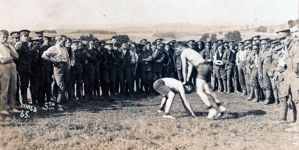 5th 1910 Gymnastics