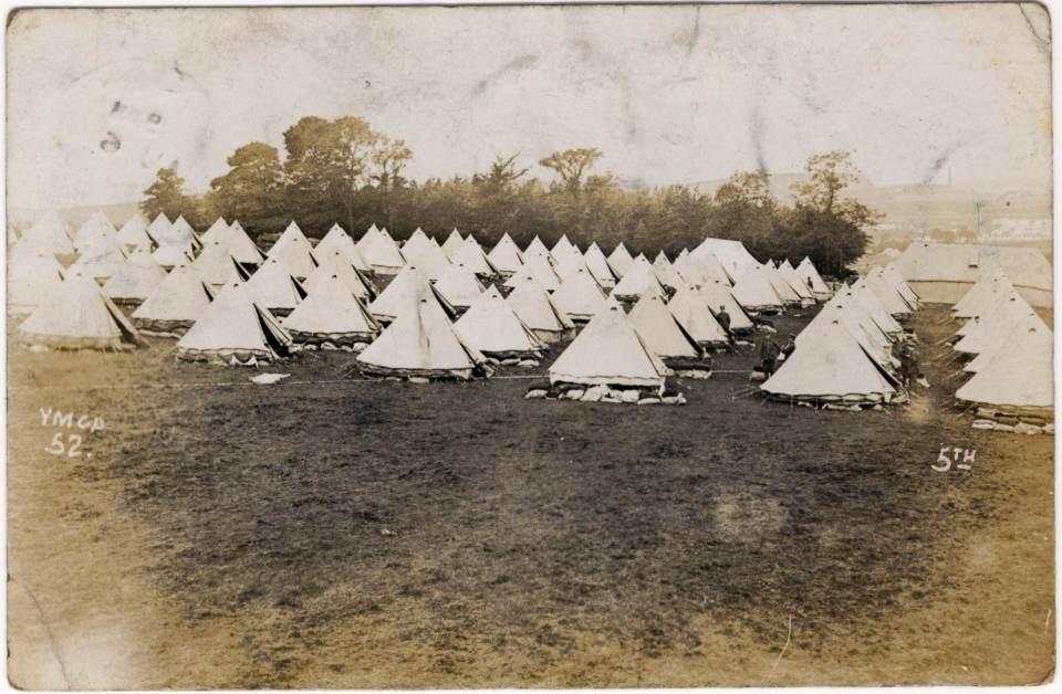 5th Camp 1910