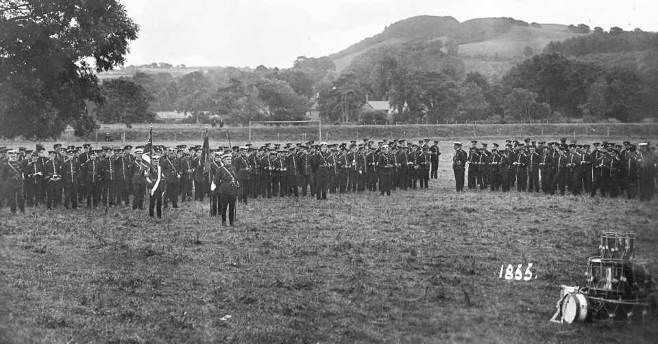 8th Camp 1912