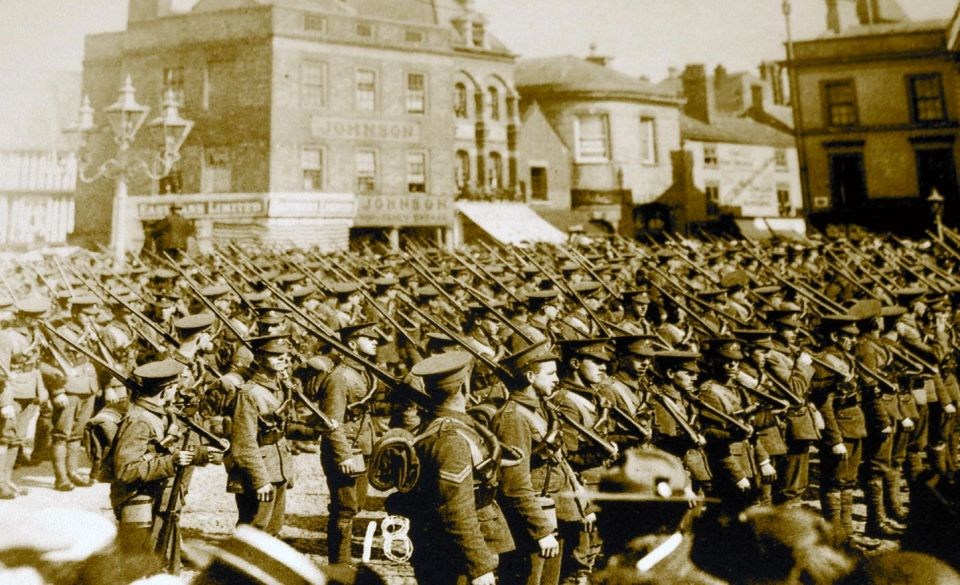 8th Newark 1914