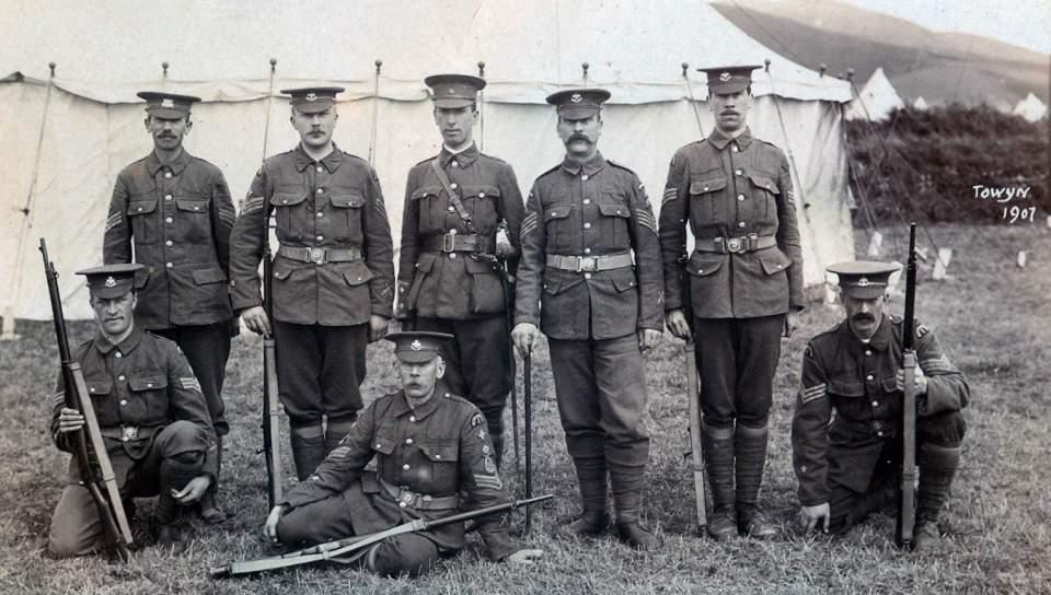 Dawson Company Towyn 1907