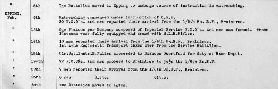 Epping 1915