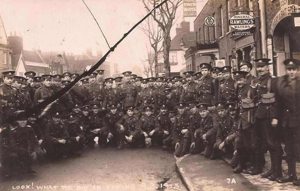 Epping Parade 2 1915