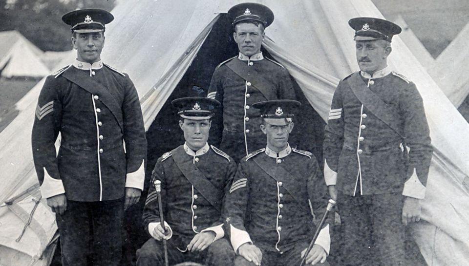 H sergeants