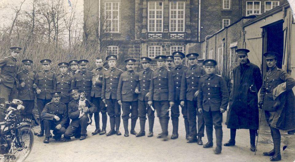 jellicoe platoon