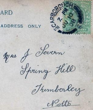 Kimberley stamp