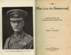 Men from the greenwood