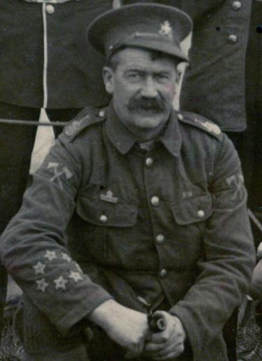 pioneer sergeant