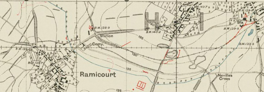 Ramicourt map