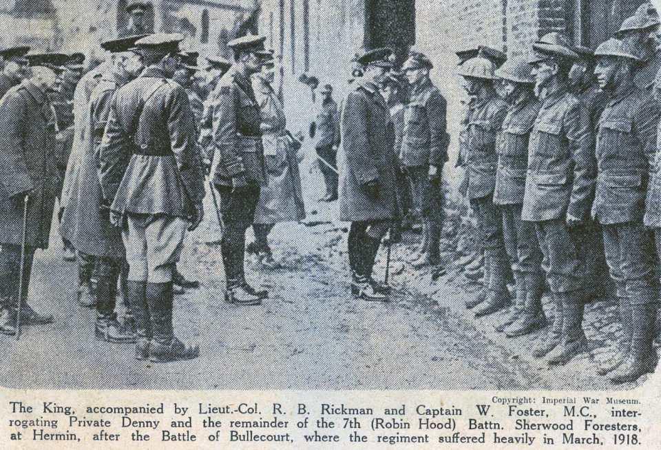 Robin Hoods 1918