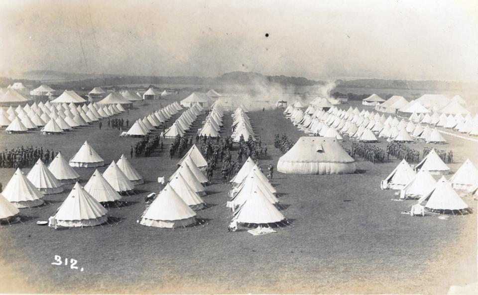 Scarborough Camp 2