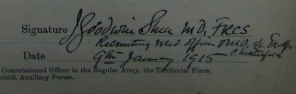 shea 1915 recruiting