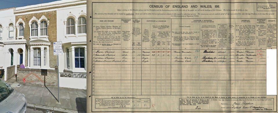 Shepherd Census
