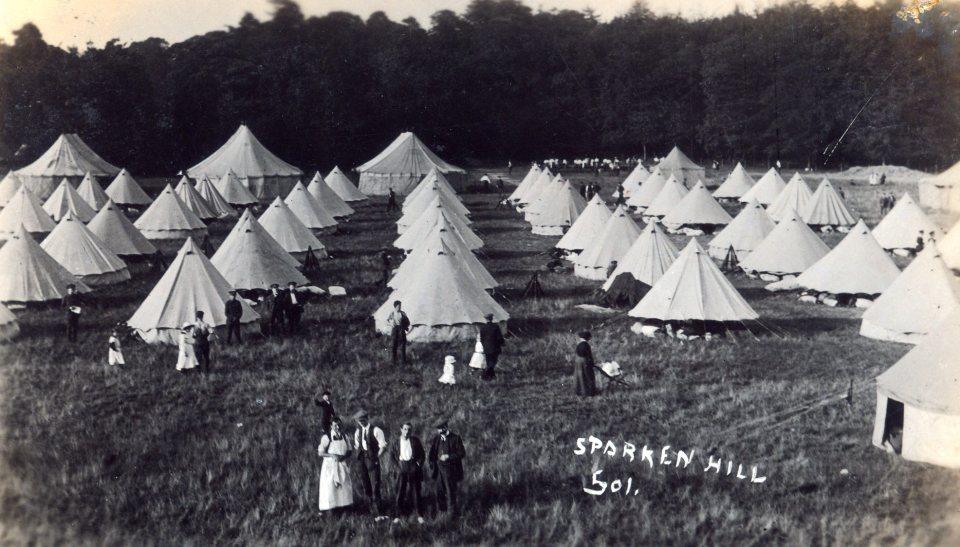 Sparken Hill 1913