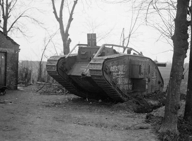 Tank 1918