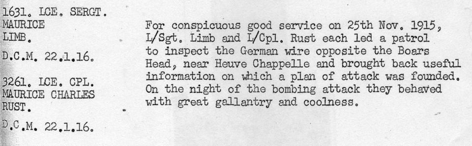 3261 Rust DCM November 1915