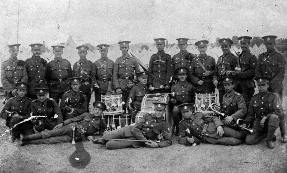 5ht Band 1913