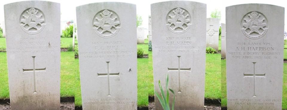 9th April Grave