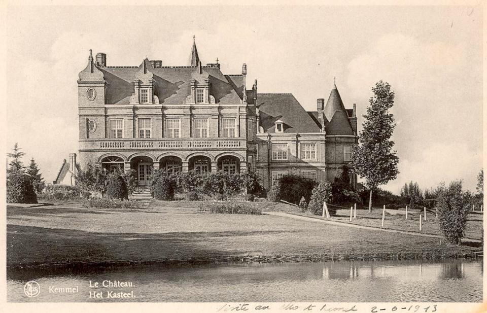 Kemmel Chateau