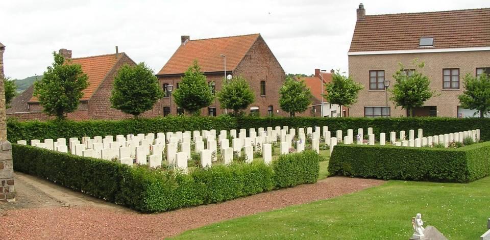 Locre Cemetery