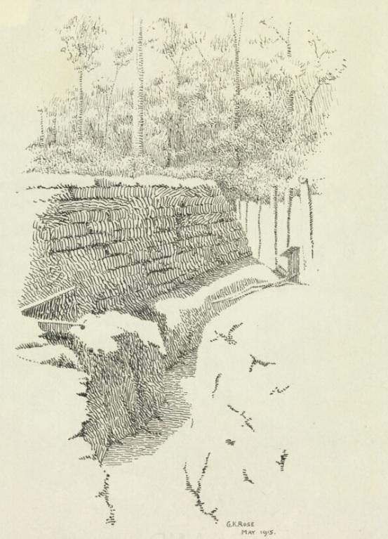 Ploegsteert May 1915