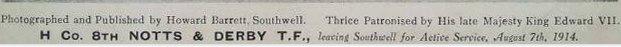 Southwell 1914