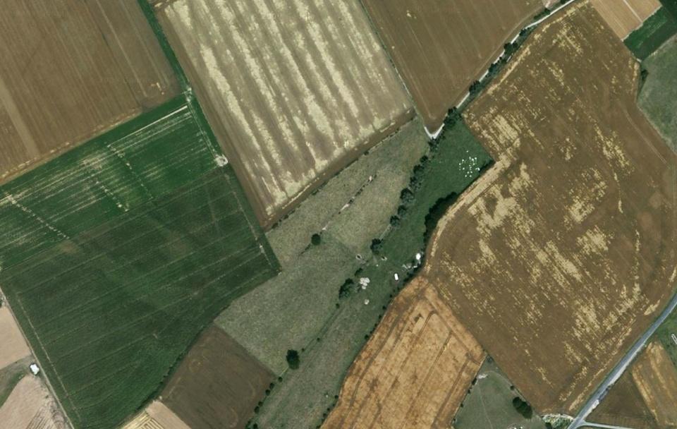 Talus googlemap