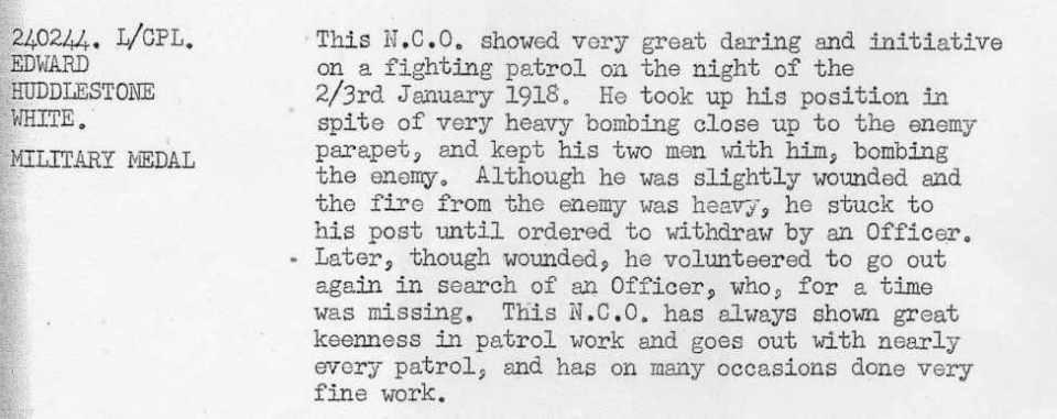 240244 White Jan 1918