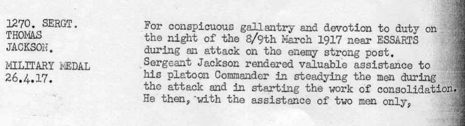 1270 Jackson March 1917