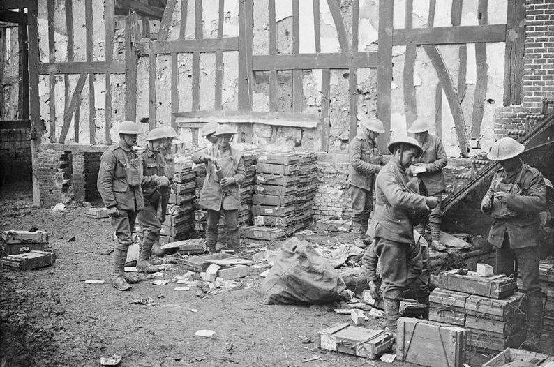 8th Foncquevillers 1917a