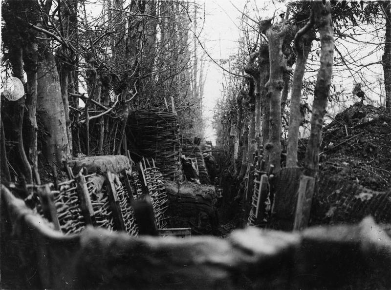 gommecourt trench 2