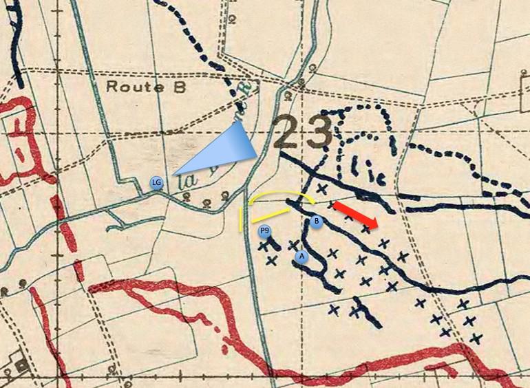 Raid June 1918