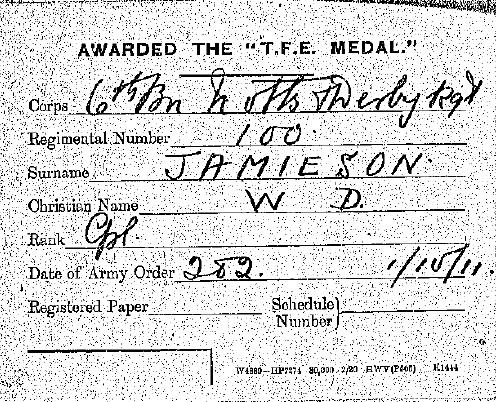 100 Jamieson TFEM 1911