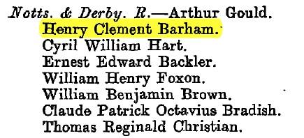 Barham LG Oct 1917