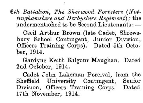 brown maughan percival lg 1914