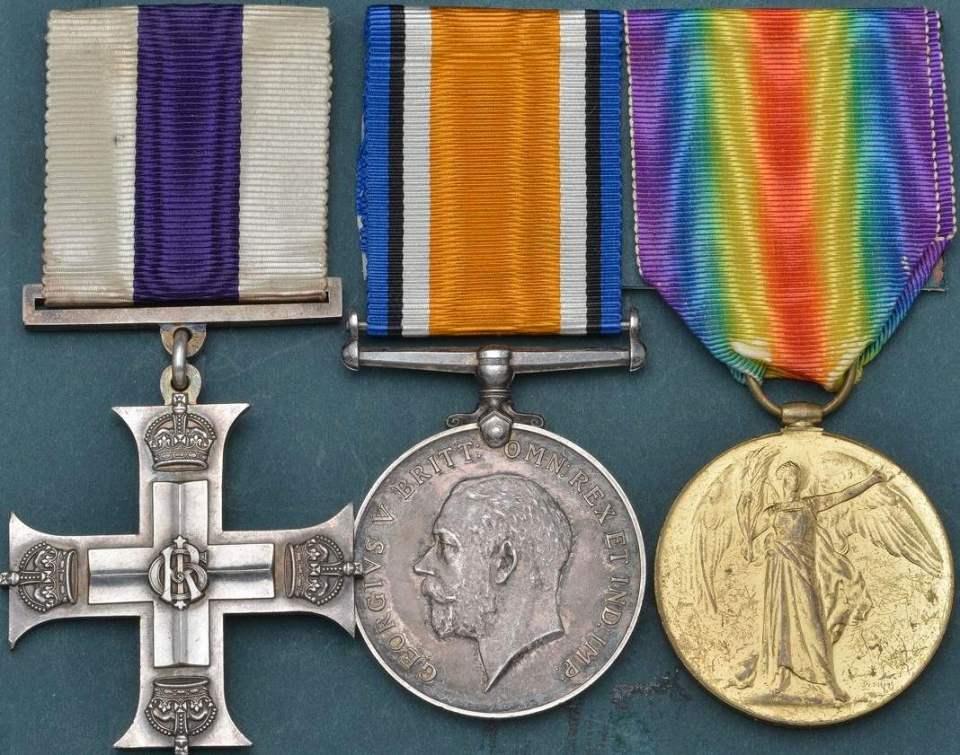 Coop H Medals