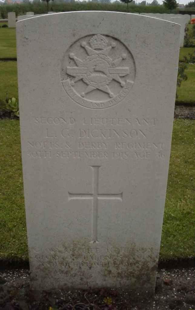 Dickinson grave